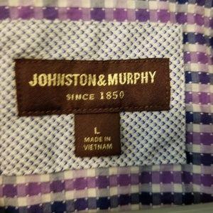Bundle Johnston & Murphy Dress Shirts (2)